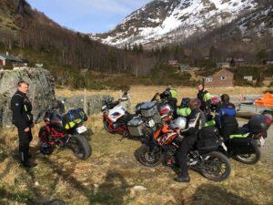 1. mai Danmarkstur til Hardanger